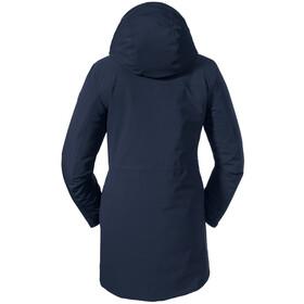 Schöffel Moskau Parka 3In1 Donna, navy blazer